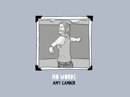 no words cover
