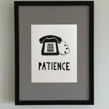 PATIENCEwhite