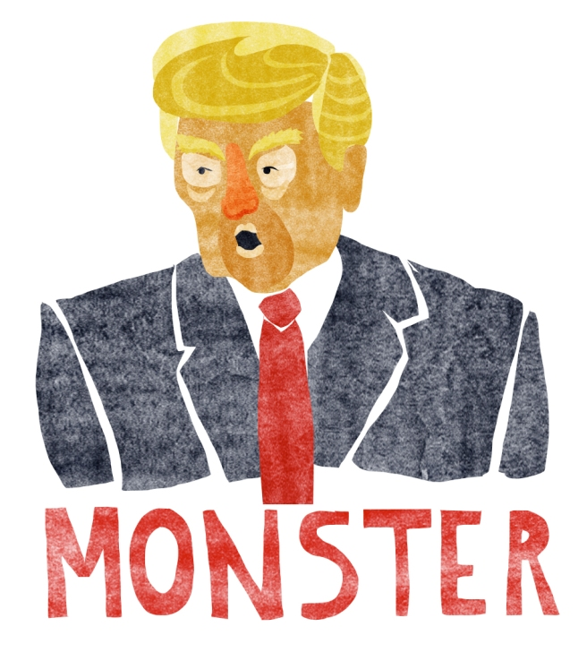 Trump Monster